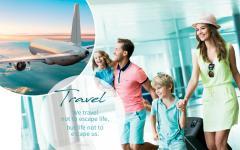 Barvni trendi 2018 - Travel