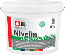NIVELIN disperzivni glet